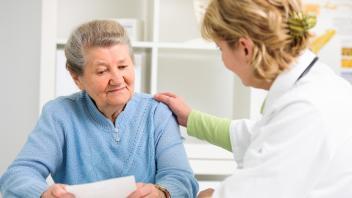 dementie, gesprek, conversatie