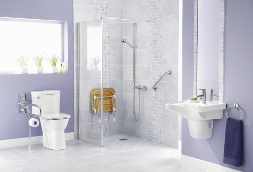 Een Veilige Badkamer : Langer in uw eigen huis: de badkamer ikwoonleefzorg